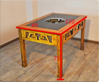 只要掌握了圆形火锅桌的常规尺寸,任何装饰都会变得简单.